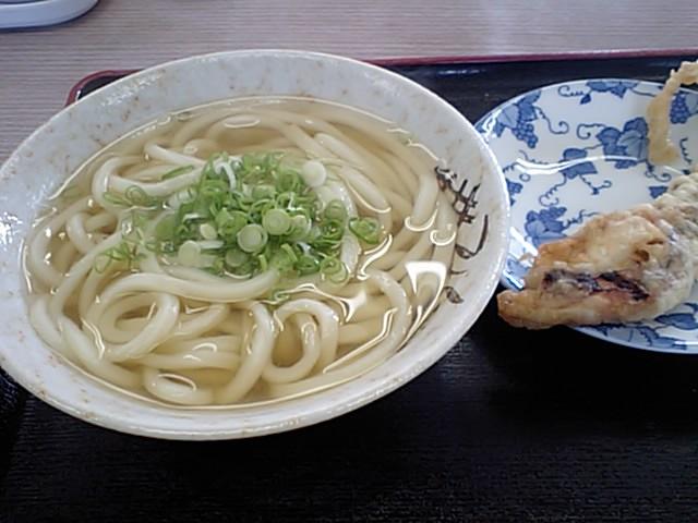 『松井うどん』