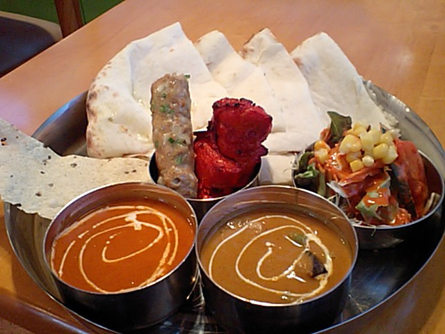 インド料理『リタ』