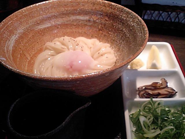 大阪『うどん馳走 春菜』