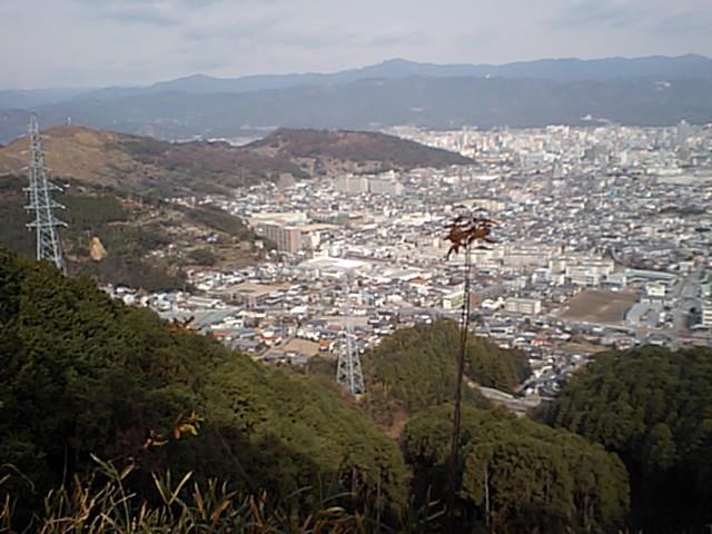 『鷲尾山〜宇津野山』『麺房まつみ』