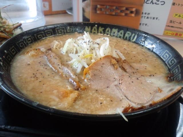 大阪『ラーメン食堂神豚』