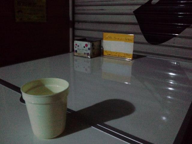 『愛宕病院前の屋台』