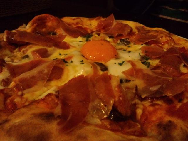 『石窯ピザ フェデリコ』