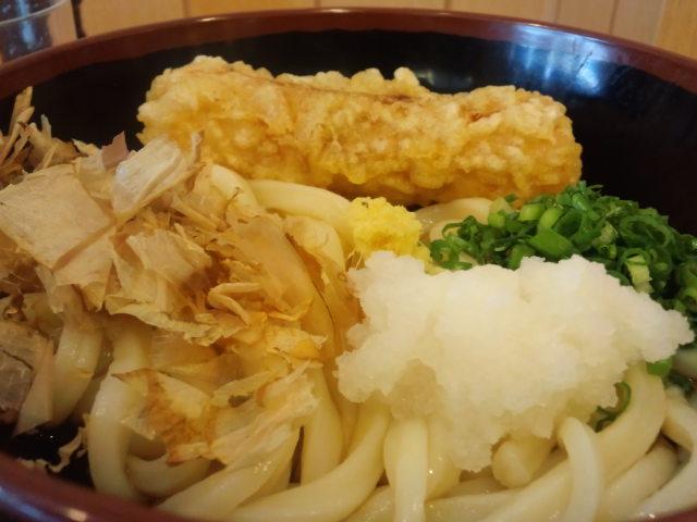 『しまだ製麺・朝倉店』