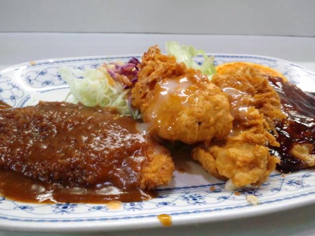 松山千舟『レストラン野咲』