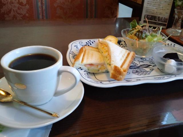 松山市『茜屋珈琲店』