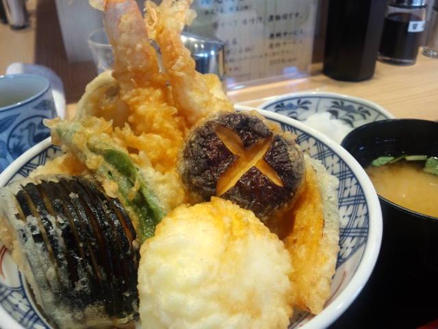 『天丼久助』+『2015麺類総括』