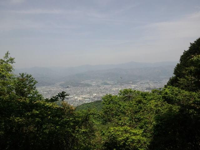 『柏尾山』